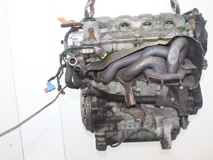 Motor Citroen C5  RLZ 5