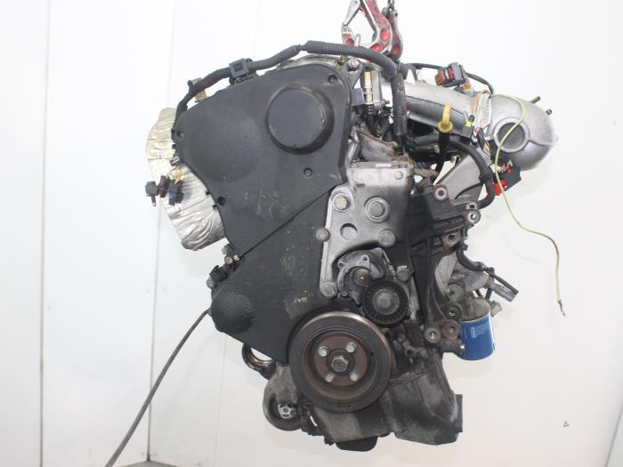 Motor Citroen C5  RLZ 4
