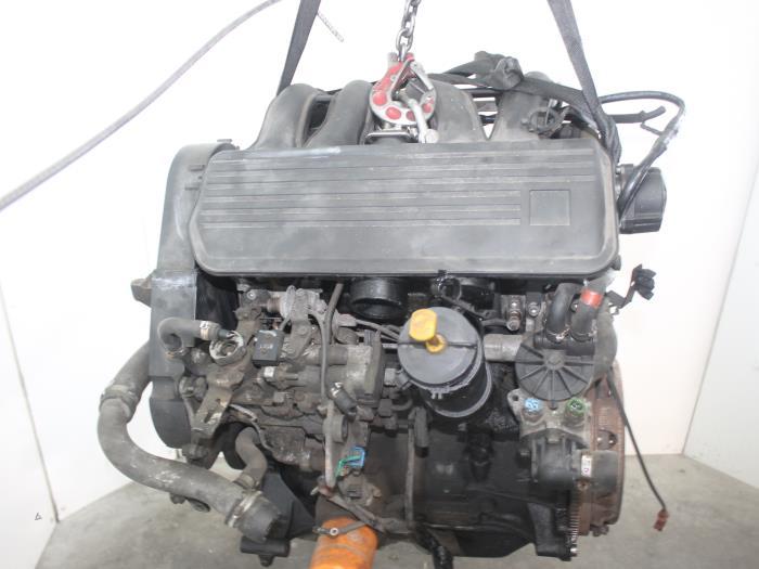 Motor Citroen Jumper DJY19 DJY 6
