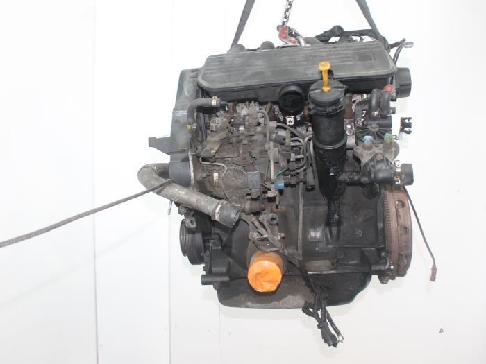 Motor Citroen Jumper DJY19 DJY 4