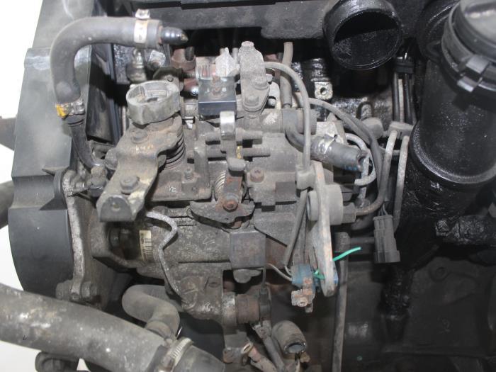 Motor Citroen Jumper DJY19 DJY 7