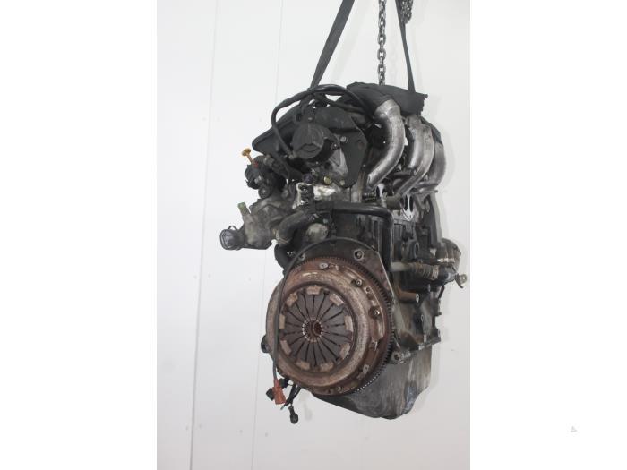 Motor Citroen Jumper DJY19 DJY 1