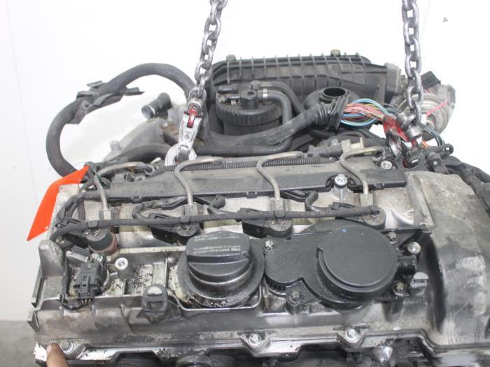 Motor Mercedes E-Klasse  611961 6