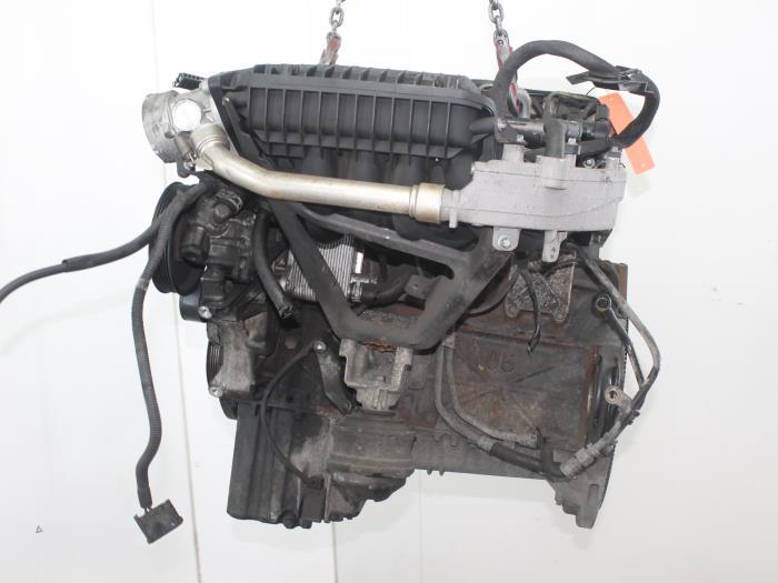 Motor Mercedes E-Klasse  611961 1