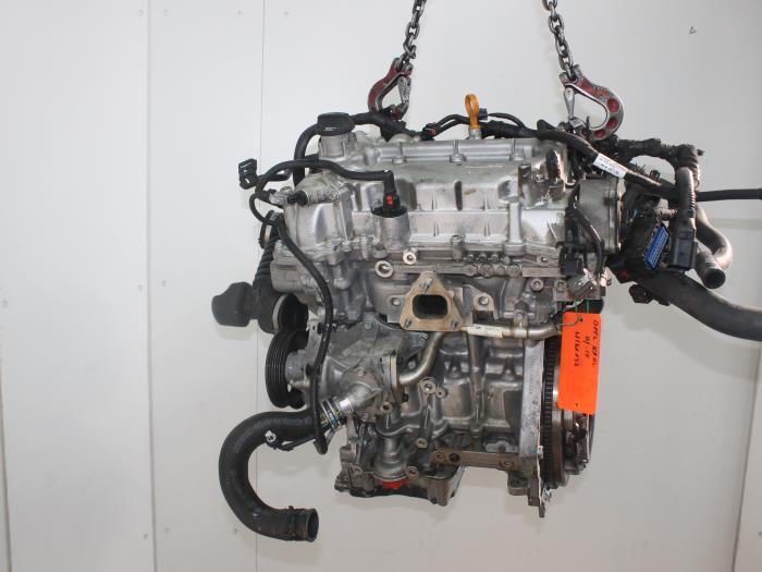 Motor Opel Karl 55580863 B10XE 3