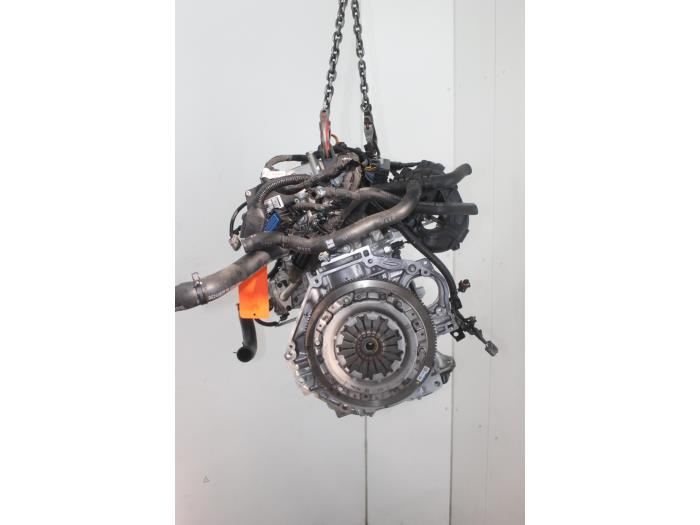 Motor Opel Karl 55580863 B10XE 1