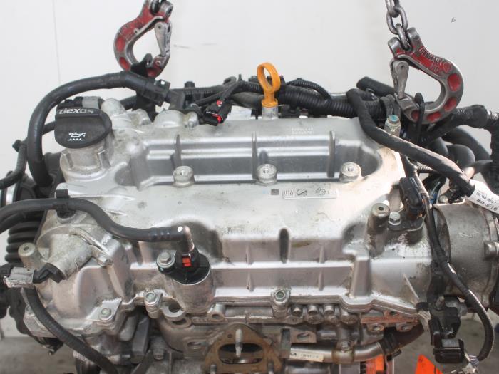 Motor Opel Karl 55580863 B10XE 6