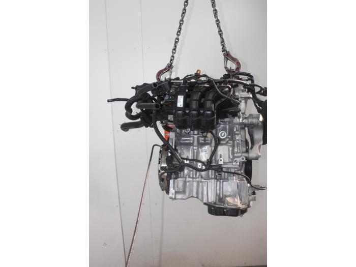 Motor Opel Karl 55580863 B10XE 5
