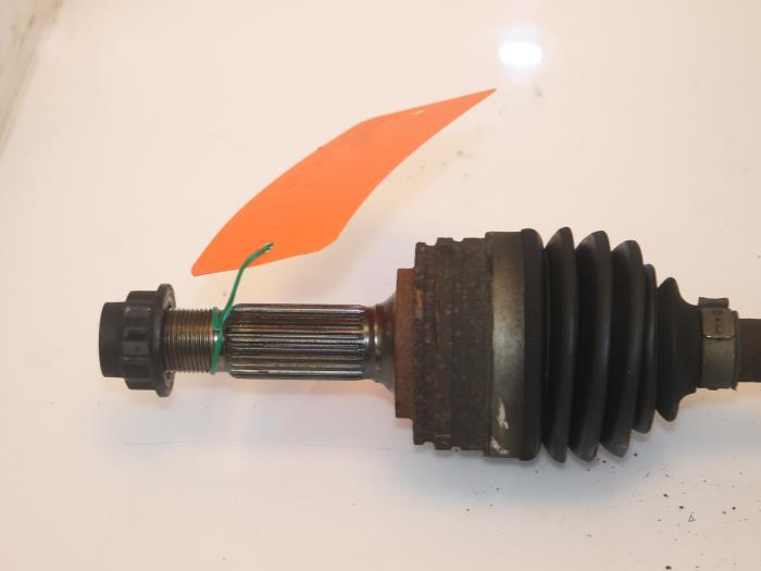 Aandrijfas links-voor Citroen C1 434200H010A 1