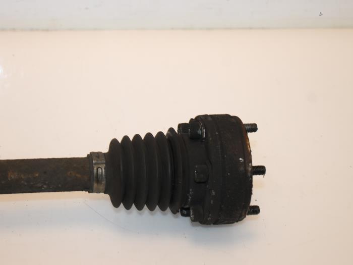 Aandrijfas links-voor Volkswagen Lupo 6H0407451V, 6H0407451X 4