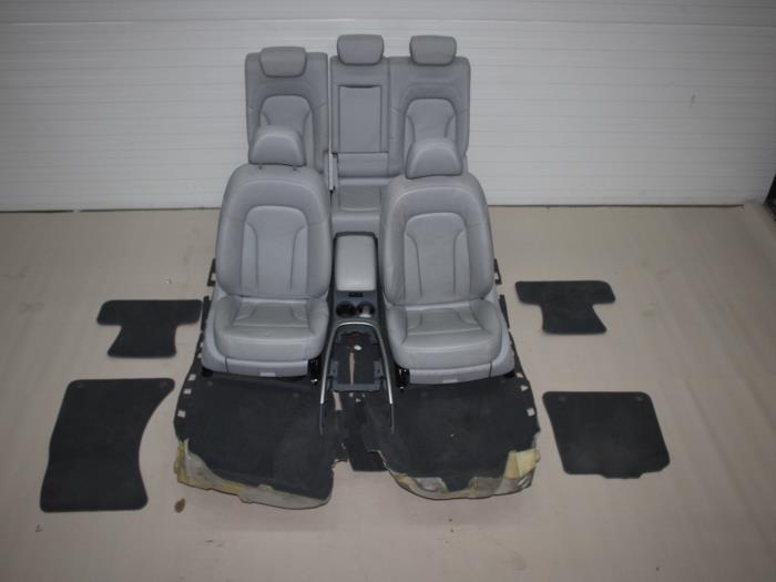 Gebruikte audi q5 8rb rx 2 0 tdi 16v quattro interieur for Audi interieur onderdelen