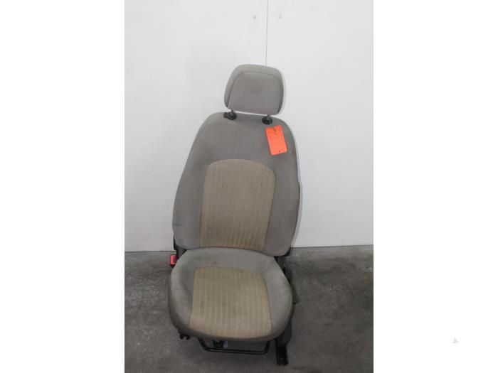 stoelen en achterbank voor fiat punto grande van gils