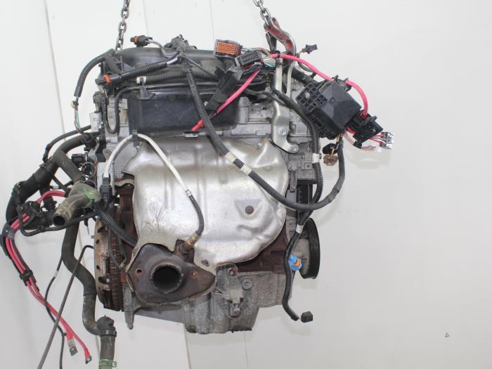 Motor Renault Megane  K4MP8,K4M,P8,K4M848 3