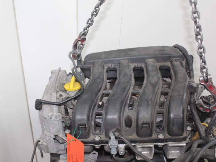 Motor Renault Megane  K4MP8,K4M,P8,K4M848 6