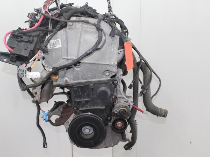 Motor Renault Megane  K4MP8,K4M,P8,K4M848 1
