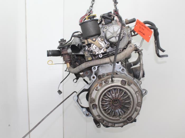 Motor Mazda Premacy  RF 4