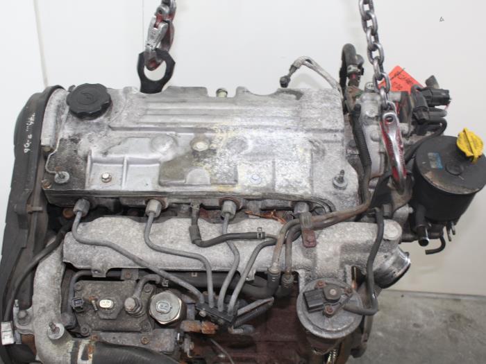 Motor Mazda Premacy  RF 6