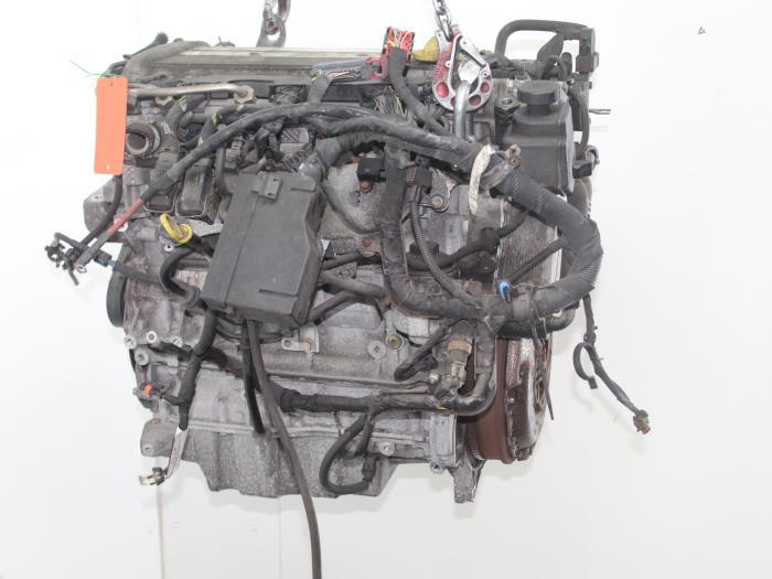 Motor Saab 9-3  B207E 1