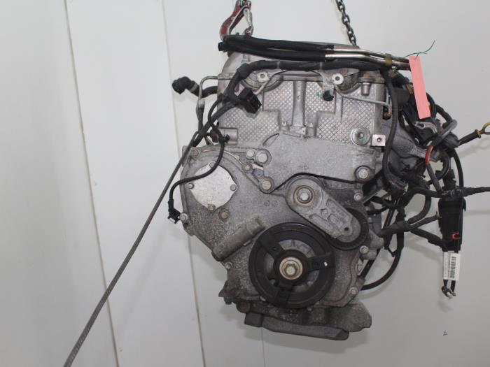 Motor Saab 9-3  B207E 4