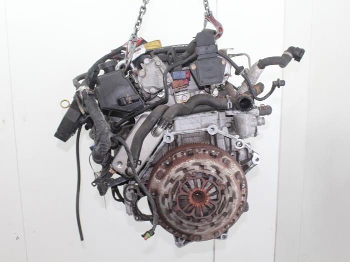 Motor Saab 9-3  B207E 3