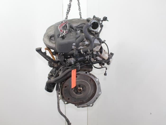 Motor Audi A3  AGN 3