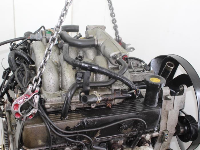 Motor Landrover Range Rover  42D 6