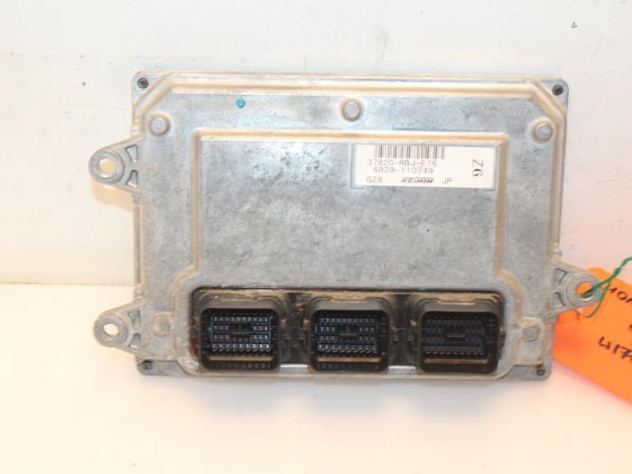 Computer Motormanagement Honda Insight 37820RBJE76, 6828110749 LDA3 3