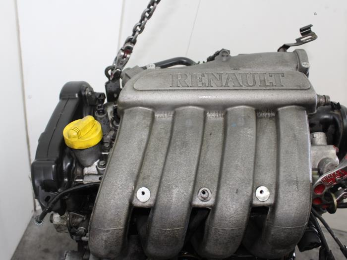 Motor Renault Laguna  F5R700 6