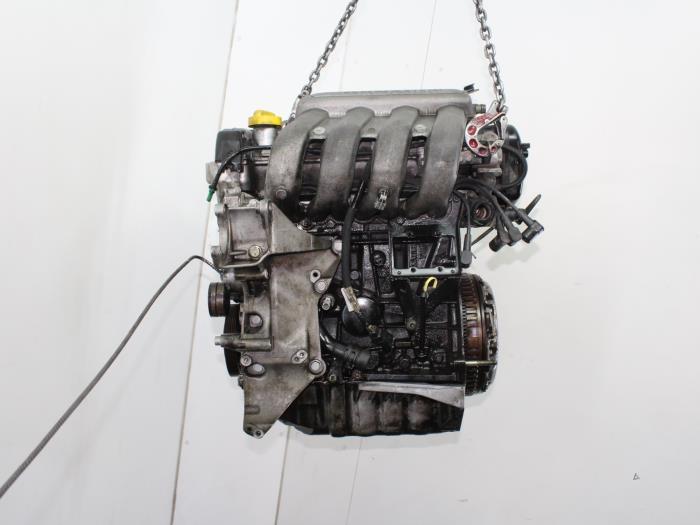 Motor Renault Laguna  F5R700 4
