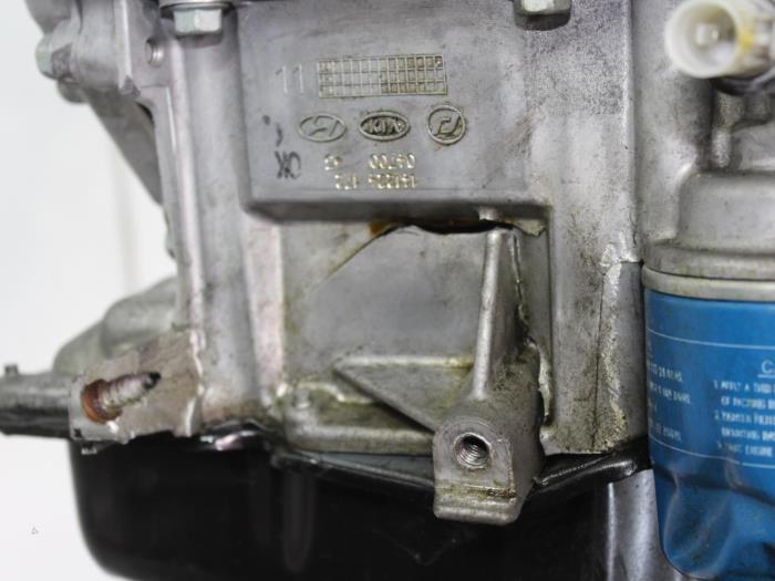 Motor Kia Picanto  G3LA 6