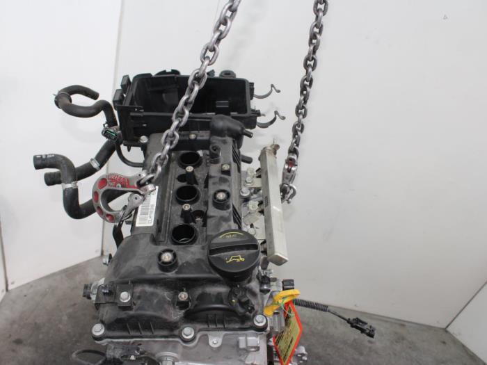 Motor Kia Picanto  G3LA 8