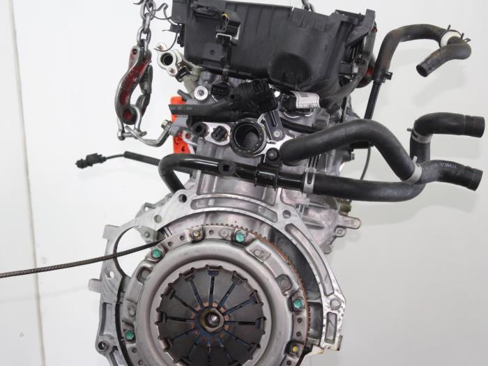 Motor Kia Picanto  G3LA 4