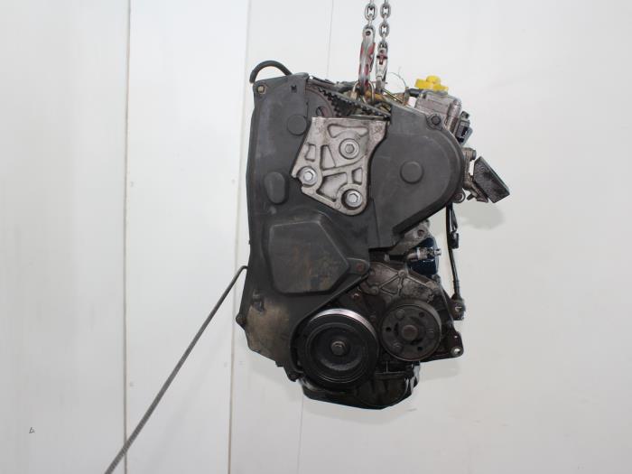 Motor Renault Kangoo  F9QR7,F9Q,R7 4