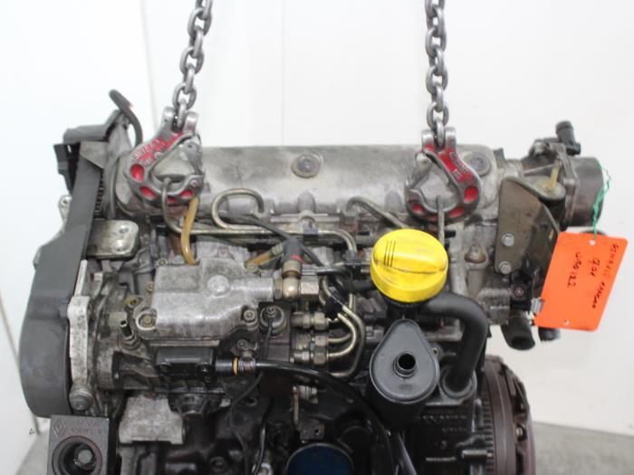 Motor Renault Kangoo  F9QR7,F9Q,R7 6
