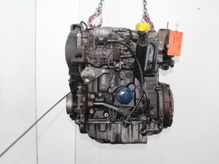Motor Renault Kangoo  F9QR7,F9Q,R7 3