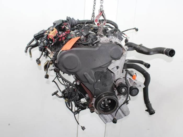 Motor Audi A4  CJC,CJCB 1
