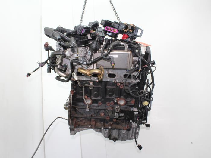 Motor Audi A4  CJC,CJCB 3