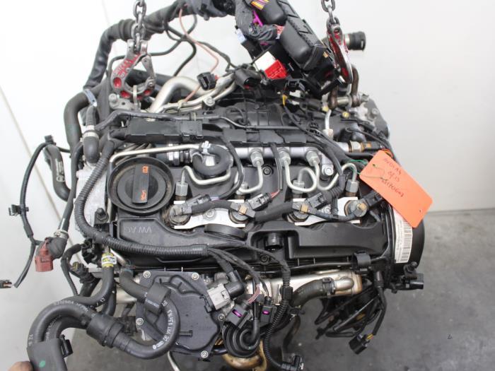Motor Audi A4  CJC,CJCB 6