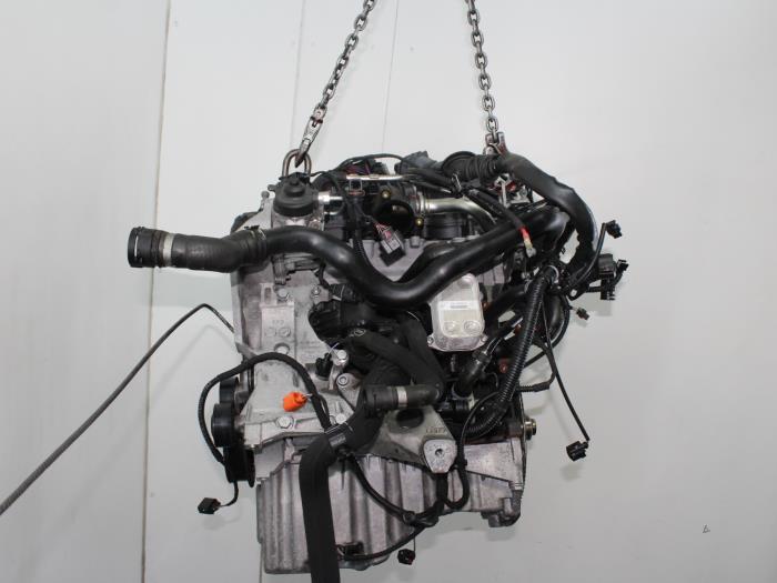 Motor Audi A4  CJC,CJCB 5