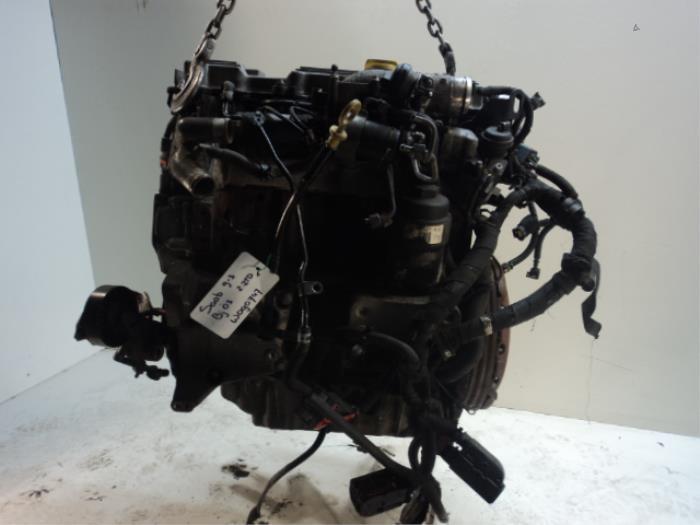Motor Saab 9-3 D223L D223L 4