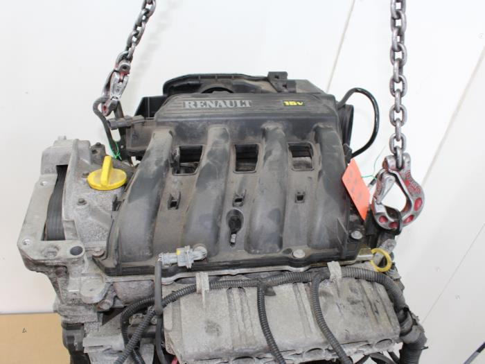 Motor Renault Kangoo K4MG8, K4MK8, K4MH8 K4MH8,K4M,H8 6