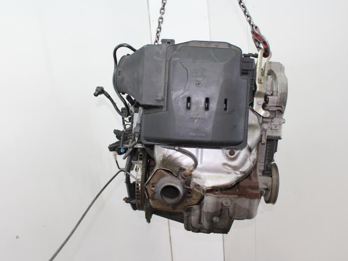 Motor Renault Kangoo K4MG8, K4MK8, K4MH8 K4MH8,K4M,H8 4