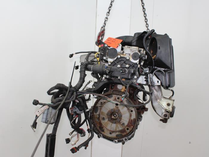 Motor Renault Kangoo K4MG8, K4MK8, K4MH8 K4MH8,K4M,H8 5