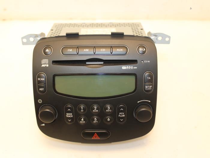 radio cd speler hyundai i10 van gils automotive. Black Bedroom Furniture Sets. Home Design Ideas
