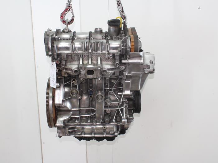Motor Volkswagen Golf  CZD 1