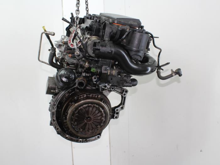 Motor Peugeot 206  8HX 1