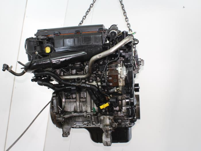 Motor Peugeot 206  8HX 5