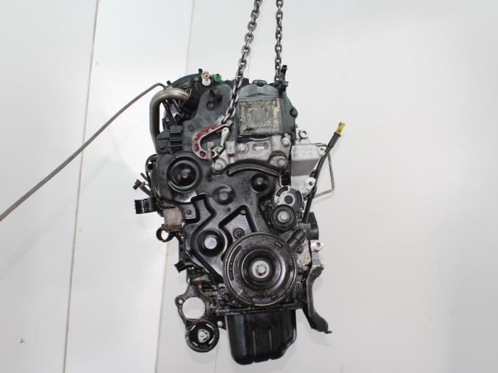 Motor Peugeot 206  8HX 4