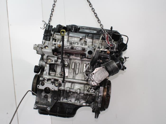 Motor Peugeot 206  8HX 3
