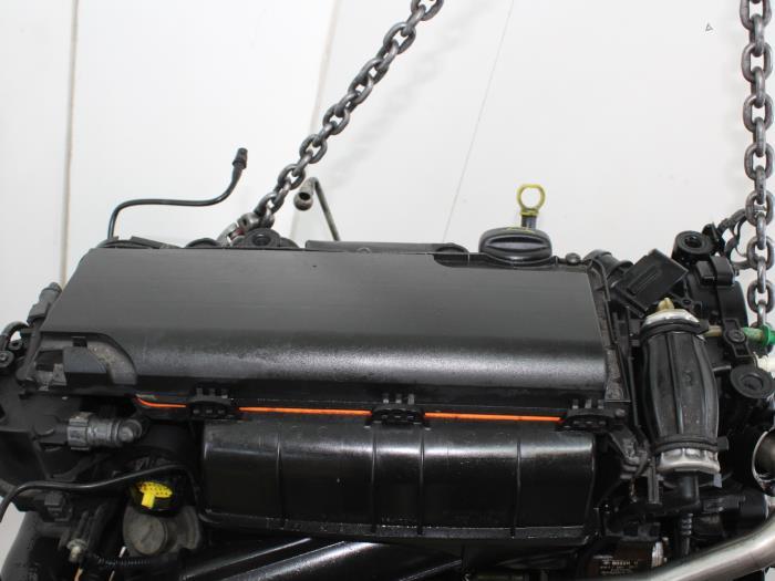 Motor Peugeot 206  8HX 6